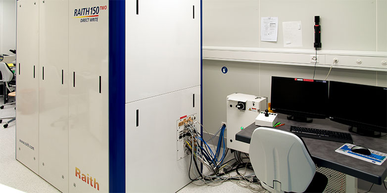 Electron Beam Lithography Ebl First Center For Micro
