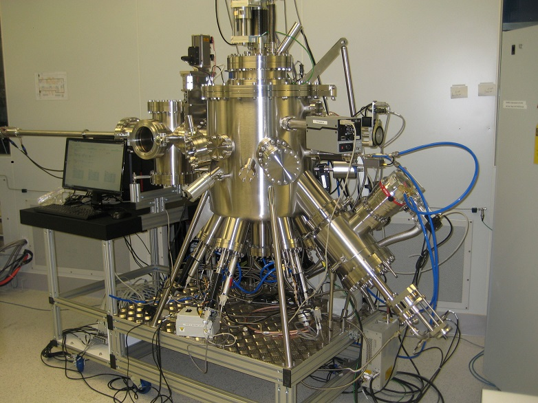 Magnetron Sputtering First Center For Micro And